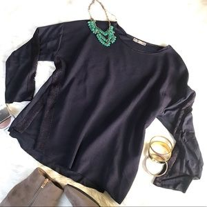 ✅Zara Long Sleeves Top Small✅